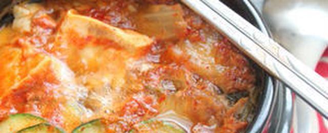 簡単&お手軽♪「缶詰」で作る絶品チゲ鍋レシピ