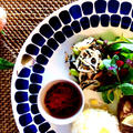 【簡単手作り胡麻ドレ】のデトックスサラダ
