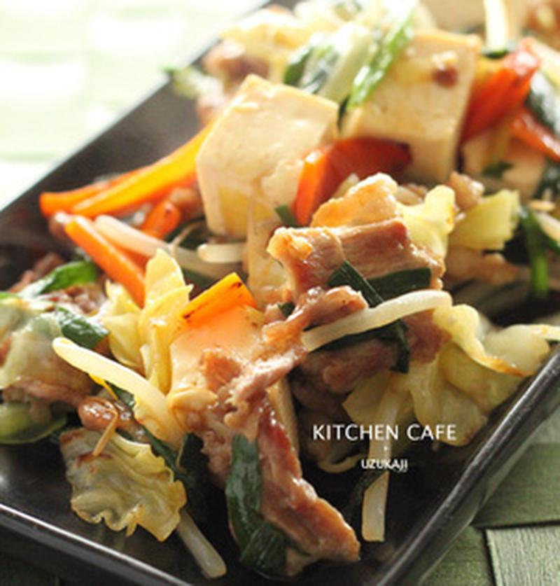 ヘルシーなのにボリュームたっぷり♪豆腐チャンプルーのおすすめレシピ