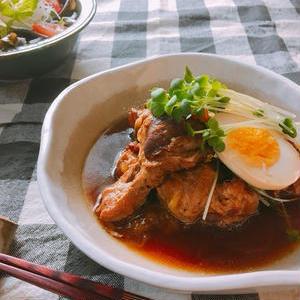 入れて煮込んで簡単おいしい!鶏手羽を使った「コーラ煮」レシピ