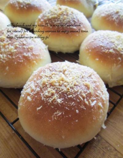 イエシゴトVol.23 焼きカレ―パンとロールキャベツ