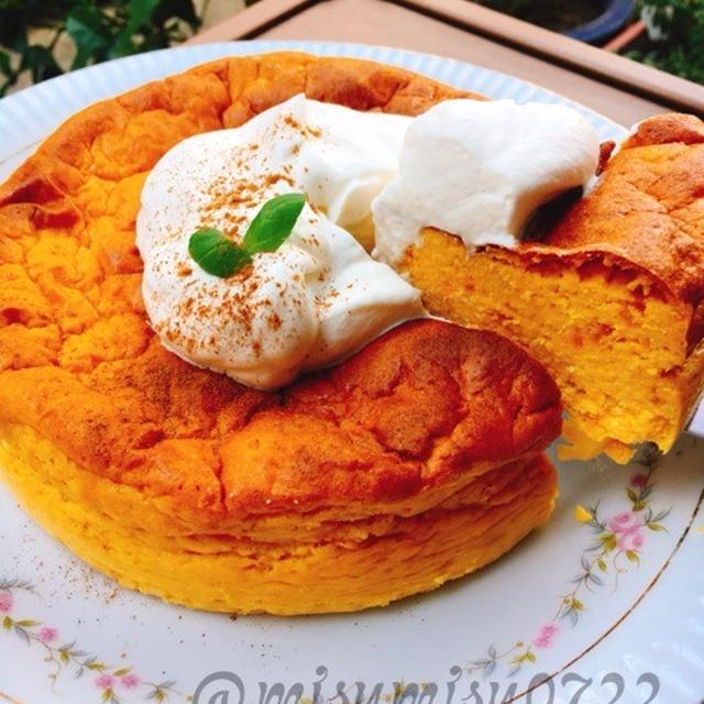 【レシピ動画】南瓜のヨーグルトケーキ