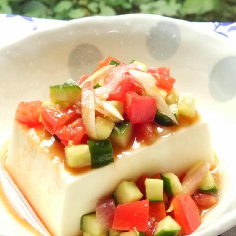 暑い日のあと一品に◎さっぱり食べられる豆腐の副菜まとめ