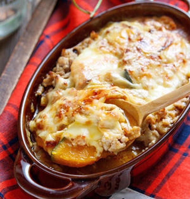 野菜や豆腐をもっとおいしく!「肉味噌×グラタン」の満足レシピ