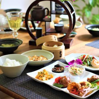 中華食堂レッスン 最終日