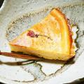 米粉タルト台のチーズタルト
