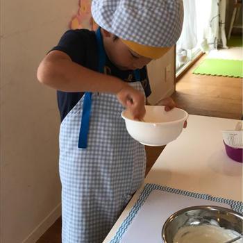 5歳児の新幹線より早い調理方法