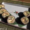 酢飯なし★うなぎの巻き寿司 by さちくっかりーさん