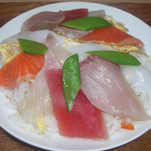 海鮮ちらし寿司