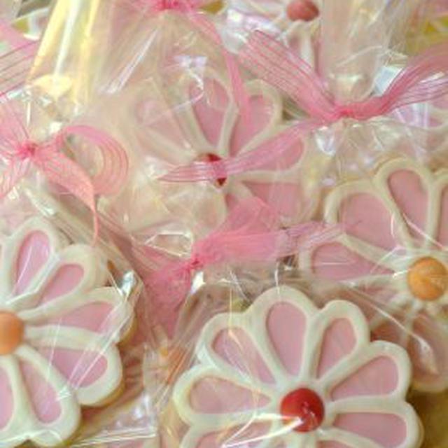クッキーデコレーションとロイヤルアイシング Cookie Decoration & Royal Icing