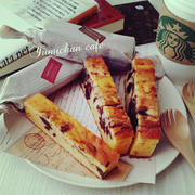 ♡HMで作る♪チョコマーブルチーズケーキスティックの作り方♡【バレンタイン*おやつ】