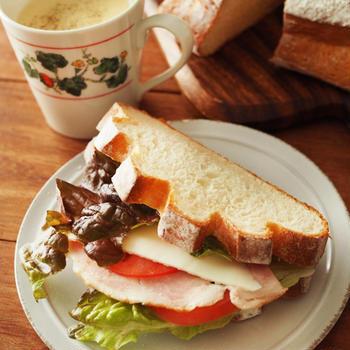 サンドイッチを作りたくない理由