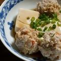 朝から軟骨入り生姜鶏つくねと豆皿豆腐の水炊きを土佐山村のゆずづくしでいただく日。