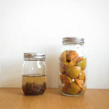 自家製酵母 柿&レーズン