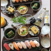 おうち寿司!でプチ贅沢気分♪