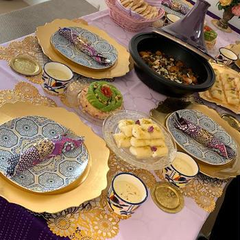 ファラウラ先生のアラブ料理教室(20190420)