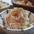 お手軽★魚肉ソーセージとキャベツの炒め物