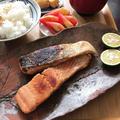 北海道産 生秋鮭で秋ごはん「生秋鮭のヨーグルト味噌漬け」。