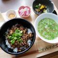 サバ缶のひつまぶし(ギャル曽根さんレシピ)