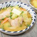 【レシピブログ】北海道産秋鮭の石狩鍋風スープ