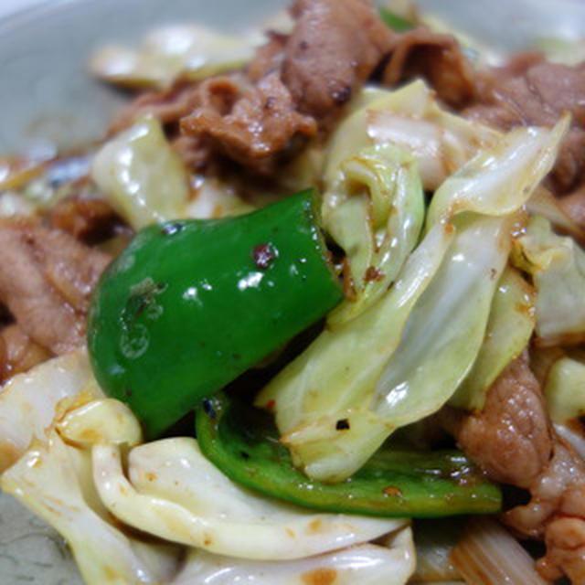 回鍋肉・揚げ豆腐とひき肉のタイ風サラダ