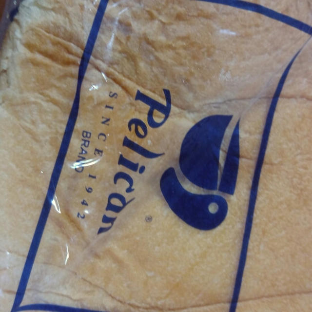 浅草のペリカンのパン
