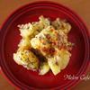 ガラムマサラと挽肉で減塩ポテトサラダ