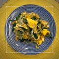 【レシピ】タイ料理の定番!たくあんを入れることで酸味と甘味のバランスが👍/おいスイートチリのパッタイ