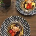 おもてなし料理から「梅香る茄子の揚げびたし」さっぱりしてます~♪♪ by pentaさん
