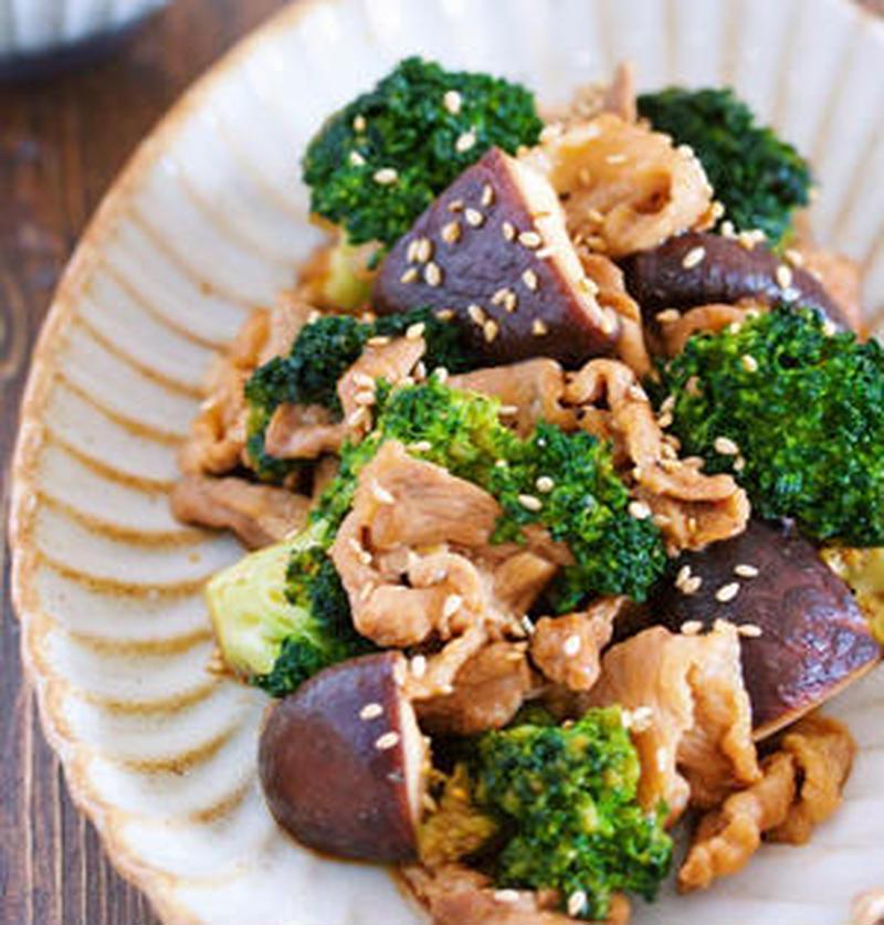 ハマるおいしさ!「豚肉とブロッコリー」で作るスタミナおかず