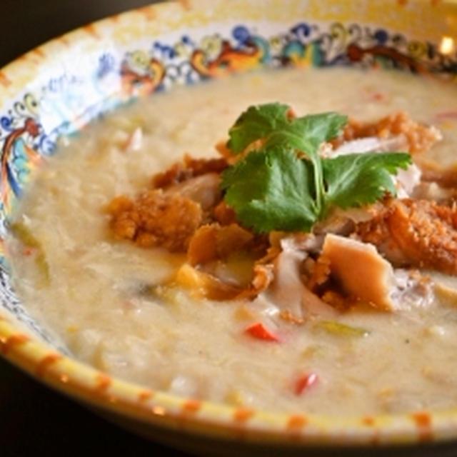 【メキシカン チーズポテトスープ】Queso Chowder