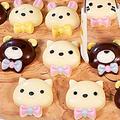 【DAISOのシリコンモールドで作る】可愛い動物チョコ by HiroMaruさん