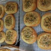 ツナコーンパン!!(犬仲間でパン作り)