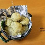 禁断の黒胡椒あげパン(ナポリ風)