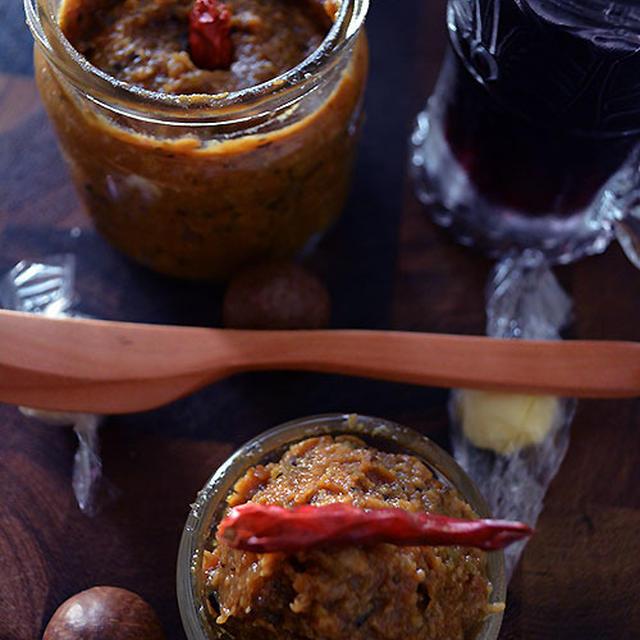 週末 作り置き 常備 自家製 調味料 オリーブ&アンチョビ味噌 おうちバルの必需品