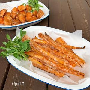 野菜の甘みを味わえる♪にんじんの揚げレシピを作ってみよう!