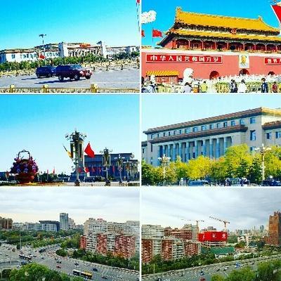 北京 紫禁城&天安門広場