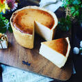 至福の時間❤️と、お盆のおもてなしに♪超絶なめらか夏のチーズタルト♪