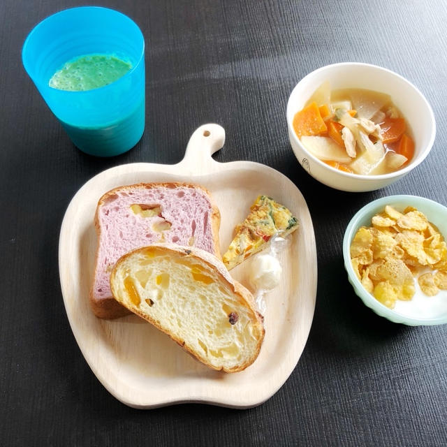 FRI 04/17/2020【幼児食】揚げない!簡単エピマヨ