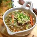 【食物繊維たっぷりおかずスープ】#腸活#食べるスープ#具沢山スープ …高校サッカー選手権北海道代表は。