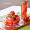 ミニトマトのスイートピクルス