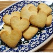 バニラクリームチーズクッキー