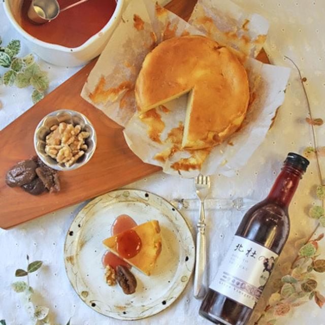 「北杜の雫」日々の濃縮葡萄酢でコンフィチュール