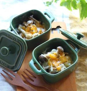 しめじと玉ねぎのツナマヨ和え。そしてチーズのせ☆5分で作る!朝昼晩いつでもOKな万能おかず!!