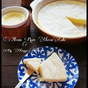 [簡単!混ぜてフライパンで20分蒸すだけ!] とろける♪生チーズケーキ