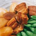 フライパンで簡単♡豚の角煮