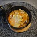 【レシピ】業務スーパーのあさりを使って簡単在宅ランチ!/濃厚ピリ辛!スンドゥブ