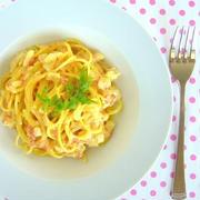 パパっと作れる!「鮭フレーク」で作るクリームパスタレシピ5選