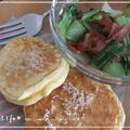 今朝のプチホットケーキのレシピです☆ by えつこさん