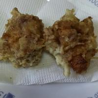 ヤキモチとお料理ご紹介~ジューシーカツオ香る唐揚げです